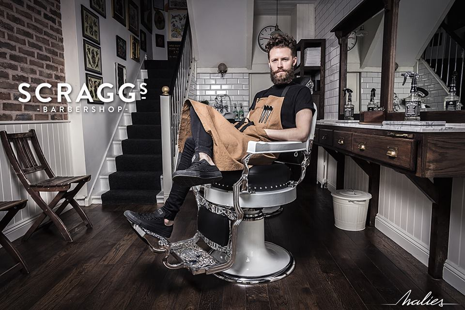 Scraggs Barbershop Lark Lane Guide