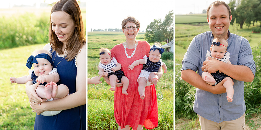 long grass family pictures