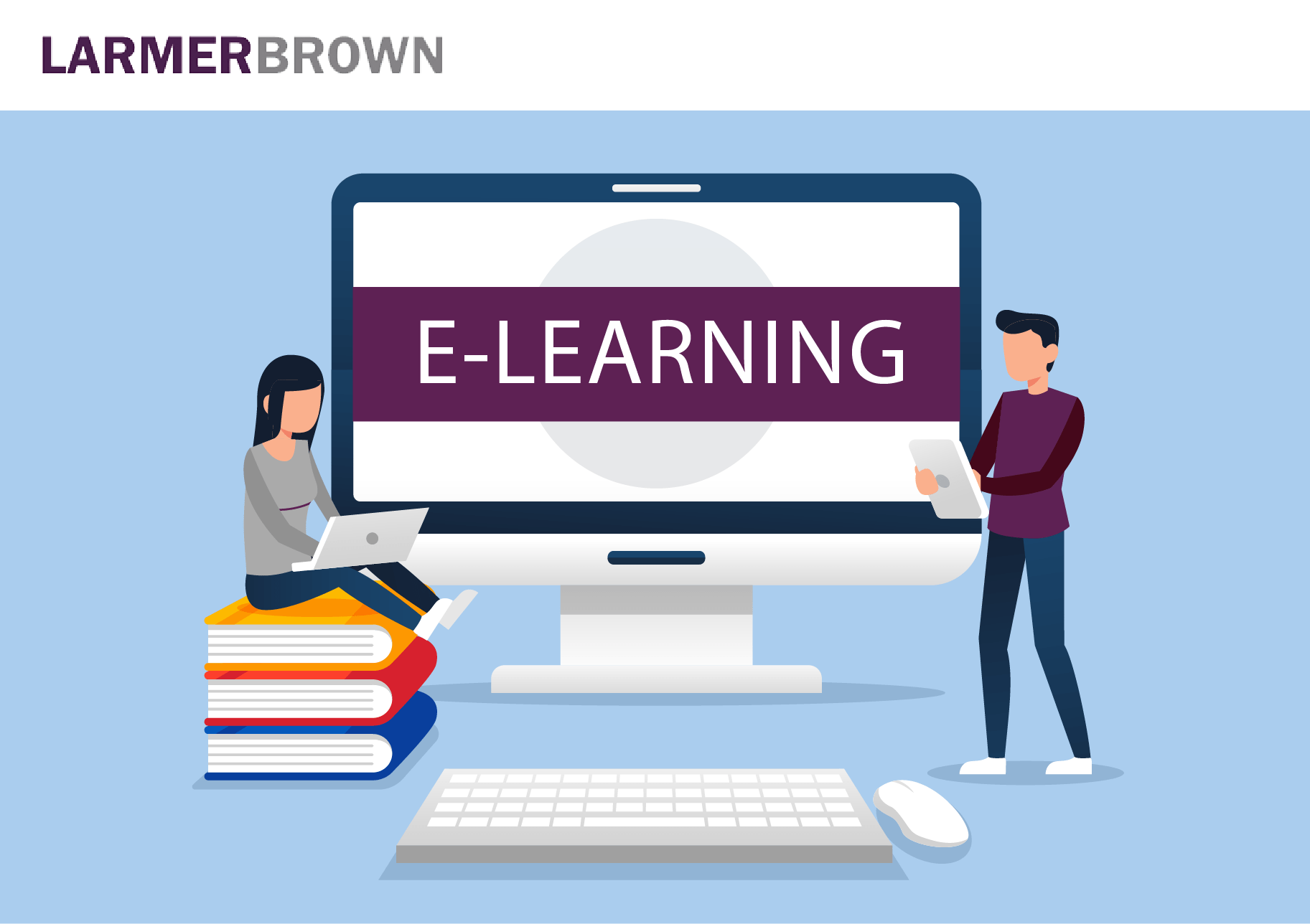LMS and LCMS for eLearning