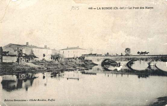 La-Ronde-448-pont-Marys-carte-postale-1915