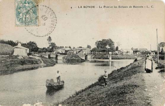 Bazoin en 1907