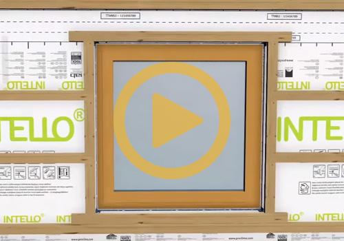 3d video of window installation for Döpfner windows