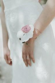 Mariage V&C fleur