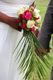 Mariage C&G bouquet