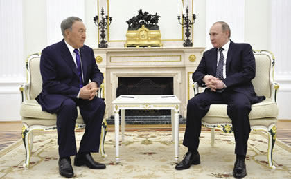 BRICS Forcing Global Economic Reset While Khazarians Scramble for Crumbs 4326-papert-pic3-putin_nazarbayev