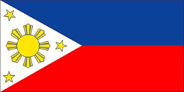 Encyclopedie S Drapeau Des Philippines