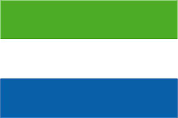 Encyclopdie Larousse en ligne  Drapeau de la Sierra Leone