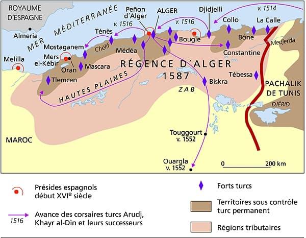 Encyclopdie Larousse En Ligne Algrie Gographie Physique