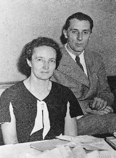Resultado de imagen de Irène Joliot-Curie