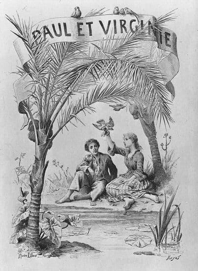 Encyclopdie Larousse en ligne  Bernardin de SaintPierre Paul et Virginie