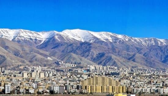 Teheran: Hauptstadt des Iran