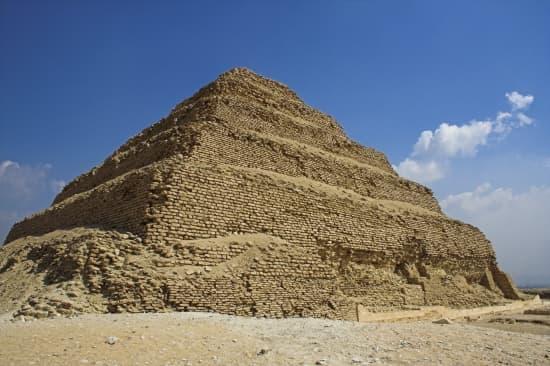 Imhotep, pyramide de Djoser, Saqqarah
