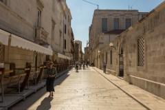 Rue principale, Zadar.