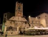 Vue nocturne, Zadar