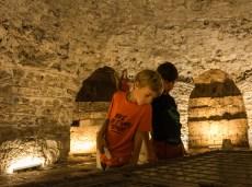 Crypte de la cathédrale, Split
