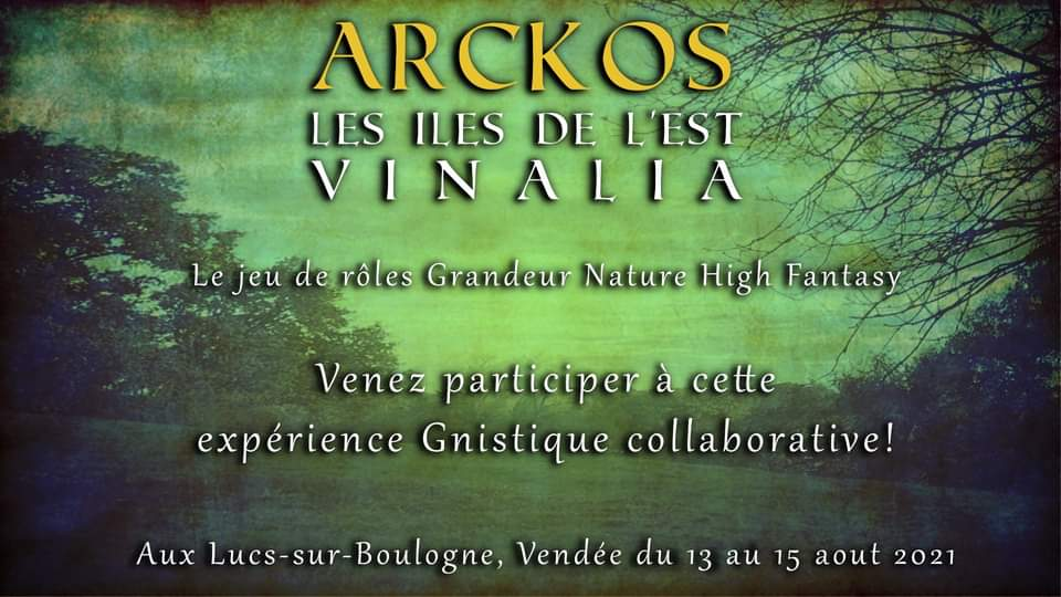 Beta – Arckos les iles de l'est : VINALIA
