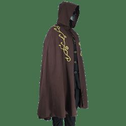 Elven Hooded Cloak  LARPINGORG