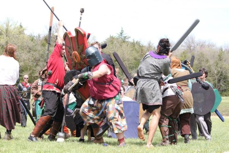 Dagorhir Battle