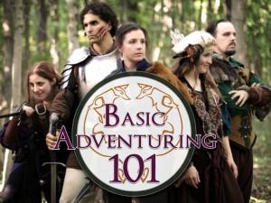 Basic Adventuring 101