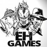 Logo skupiny EH GAMES