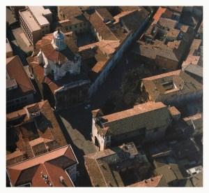Piazza San Marco - Aerea