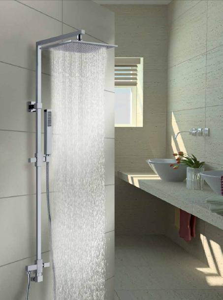 Rubinetteria o miscelatori per la tua doccia  Arredobagno Villafranca