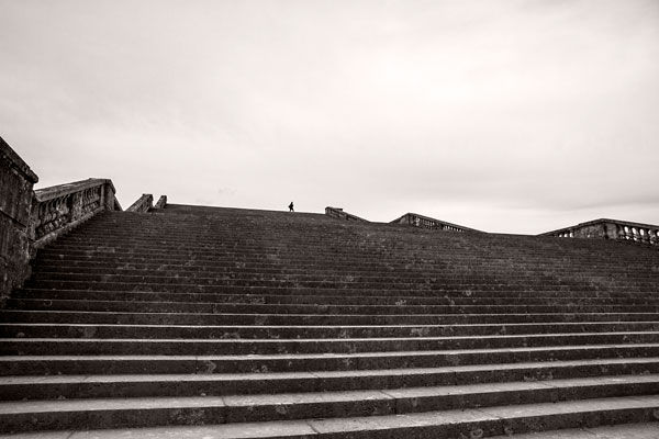 POTD: Lonely at the Top