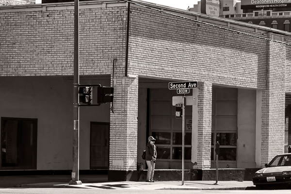 POTD: Waiting on Second Avenue