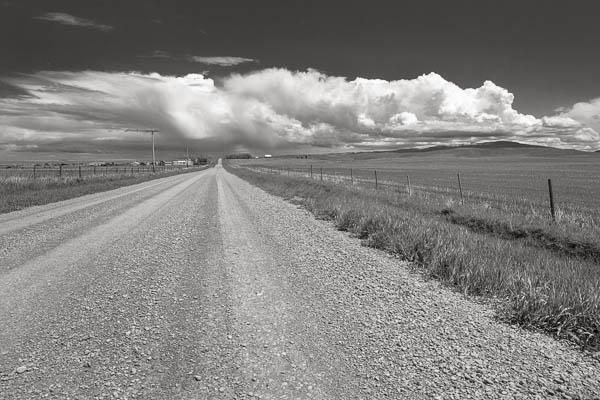 POTD: Like Kansas With Mountains