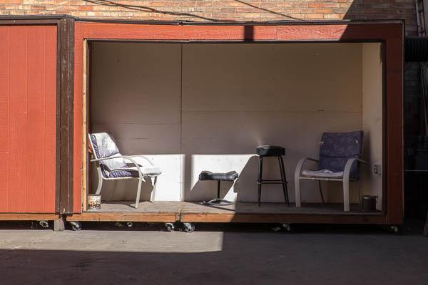 POTD: Smoker's Lounge
