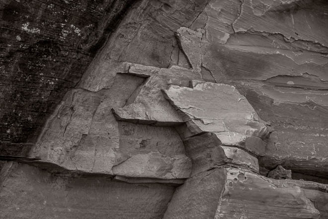 POTD: Rock Abstract