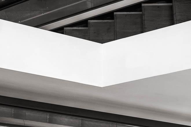 POTD: Escalator Abstract