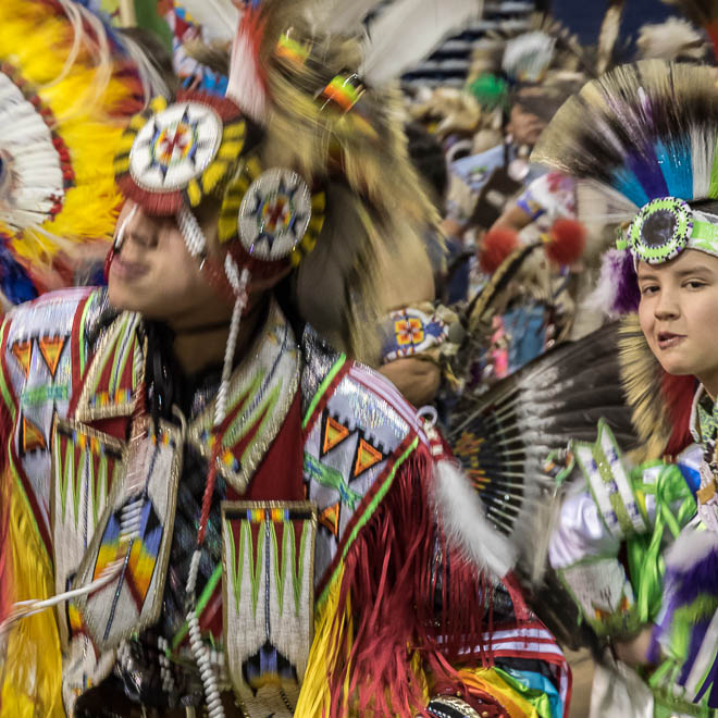 POTD: Cowgirls and Indians #8