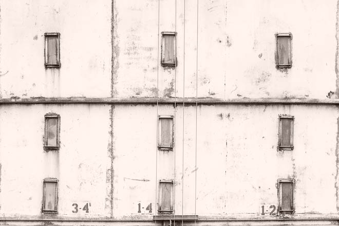 POTD: Nine Doors