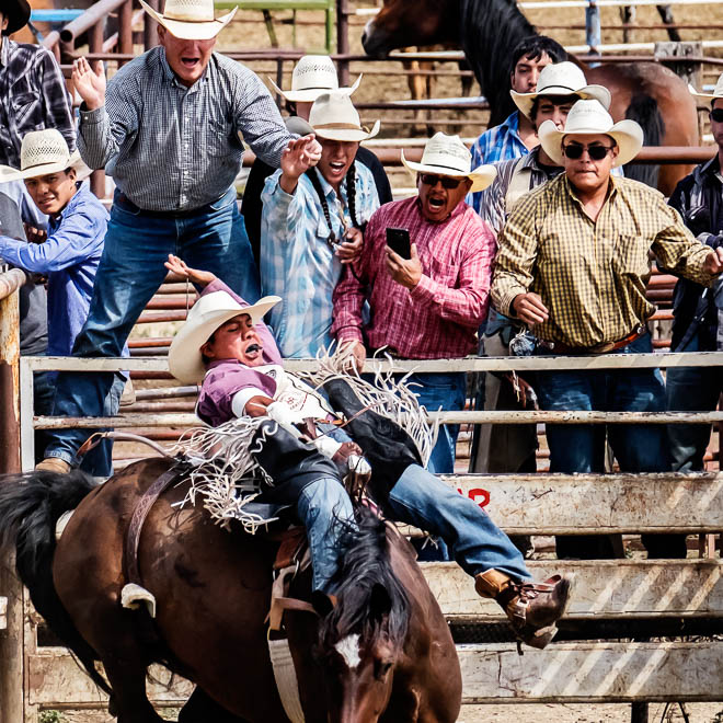 POTD: Rodeo Faces #4