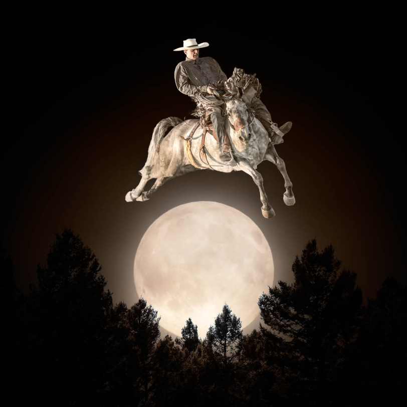 The Cowboy Jumped Over the Moon