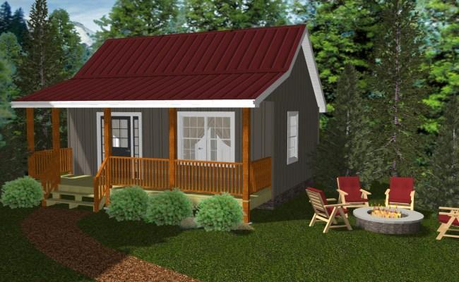 Tiny House Designs The Hermit