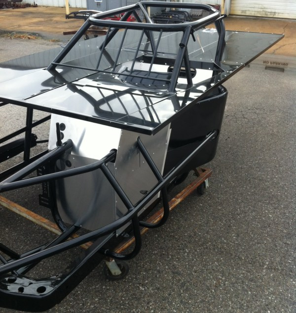 Race Car Pull Bar - Year of Clean Water