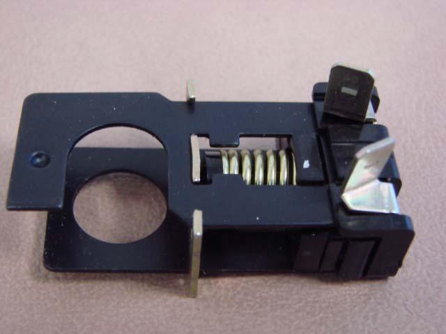 1968 Ford Mustang Disc Brakes Brake Light Switch Installation