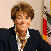 "Rep. Anna Esoo (D-CA) is one of four House members to write a ""Dear Colleague"" letter against the current version of CISPA (photo: Rep Eshoo's office)"