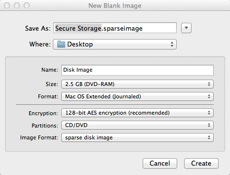mac expand sparse disk image