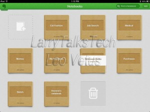 Evernote-300x225 Best Usable iPad Apps for 2012 iPad Product Reviews