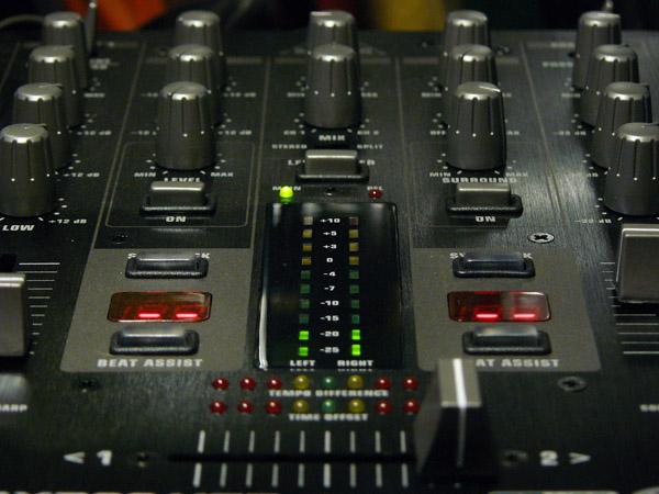 Behringer Pro Mixer VMX200USB