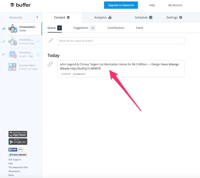 Buffer | LarryTalksTech.com