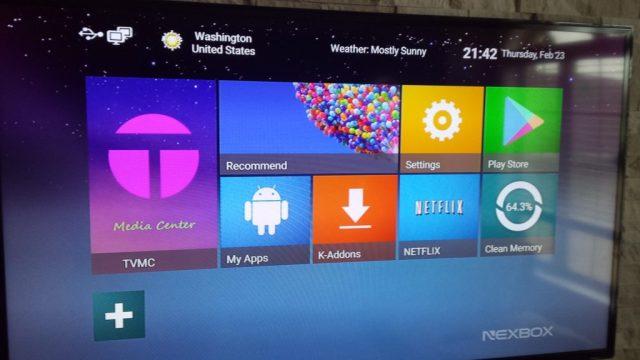 NexVox A1 TVMC | larrytalkstech.com
