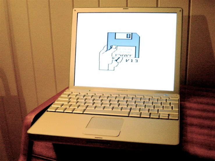 PowerBook Amiga