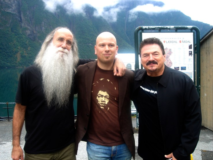 Lars-Erik Dahle, Leland Sklar, Bobby Kimball