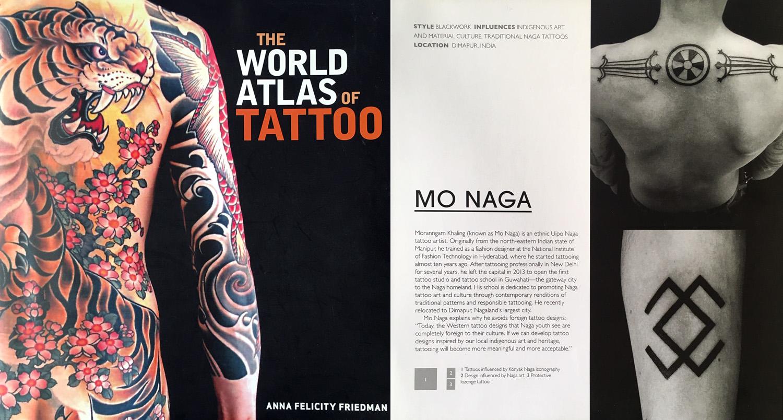 Mo Naga Tattoo Revival In India Lars Krutak