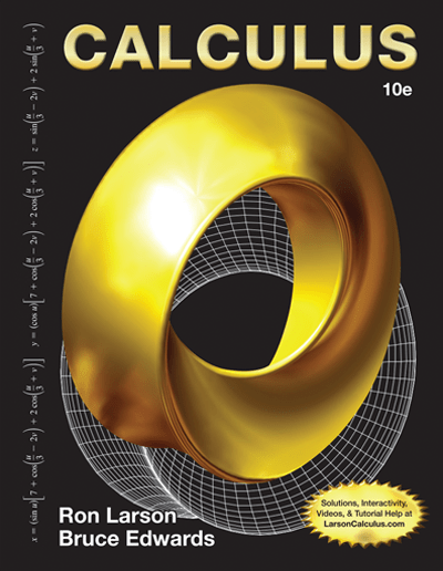Calculus Solution Manual, 10th Ed-Larson,Edwards