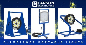 Flameproof Portable Lights: Bring Light to Where You Need It